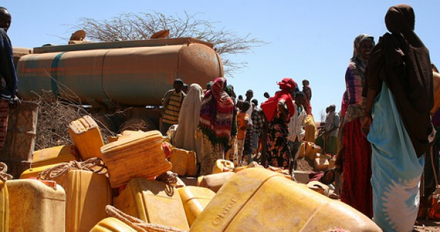 """""""The people here show me the graves of children"""": East Africa's drought crisis"""