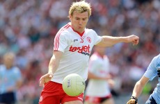 Disillusioned Owen Mulligan throws in the towel with Tyrone