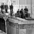 The wall got continuously higher, longer and more perilous to cross. 