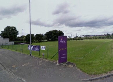 The entrance to the Sixmile Leisure Centre (File photo)