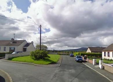Kilgarron Park in Enniskerry, near to where the incident occurred on Thursday morning.