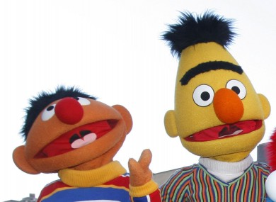 Will they or won't they? Bert and Ernie
