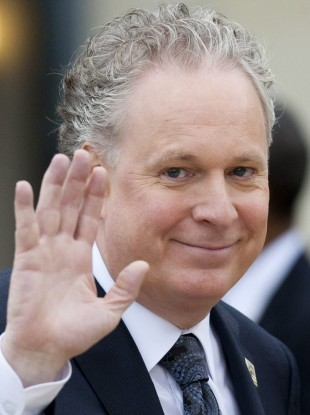 Alive: Jean Charest