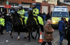 Riots force Spurs' Premier League opener to be postponed