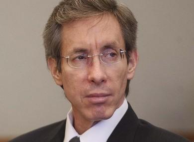 Warren Jeffs in court last year
