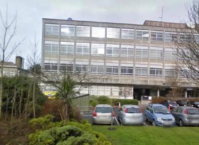 Sligo General Hospital.