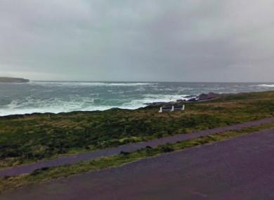 The coast off Kilkee in Co Clare (File photo)