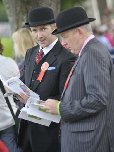 In pictures: The horsey set at the RDS