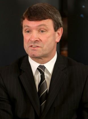 Jimmy Barry Murphy: three-year term.