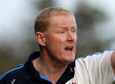 Stakelum believes Daly will stay on as manager.