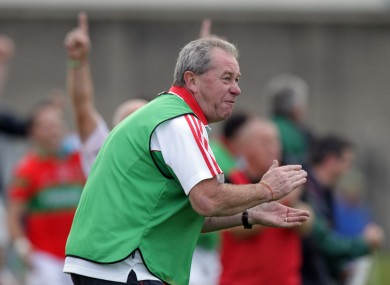 Murphy has left his position as coach of Rathnew to take charge.