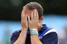 'He's never managed a team to do anything': Davy Fitz hits back at Considine