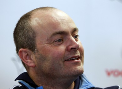 Anthony Daly was in optimistic form following Dublin's All-Ireland exit yesterday.