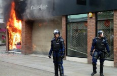 Latest: Looting and violence continues in Manchester and Birmingham