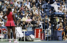 Why did Serena freak out? Her 'emotions' got best of her