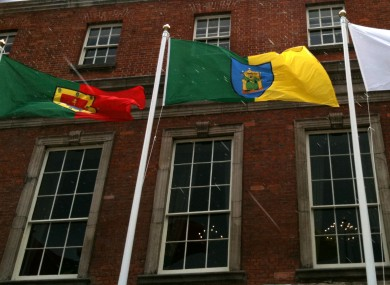 Another Flag Gate Maybe Not Sf Complains Over Dublin Castle Flag