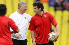 Fergie defends Old Trafford medical team over Hargreaves injury claims