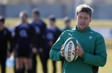 O'Gara and Murray tipped to start Italy clash
