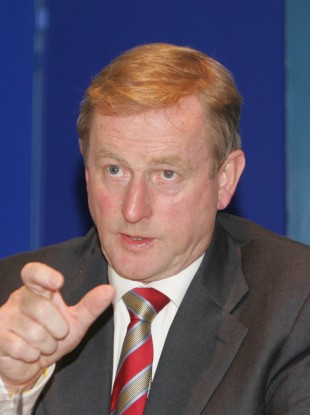 Enda Kenny says the EU-IMF deal will need to be amended if his government is to avoid increasing income tax.