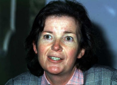 Mary Robinson early life