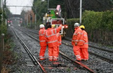 Train fire disrupts rail service between Galway and Dublin