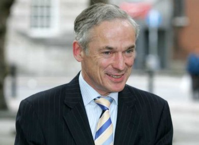 Enterprise Minister Richard Bruton published the Bill today.