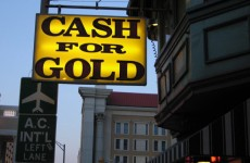 Minister to receive recommendations on cash-for-gold regulation