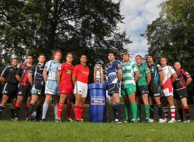 Munster are the current holders of the trophy.