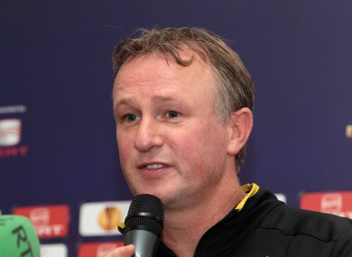 O'Neill is optimistic that his side can recover from the loss.