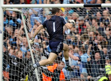 Always be yourself... unless you can be Stephen Cluxton. Then be Stephen Cluxton.
