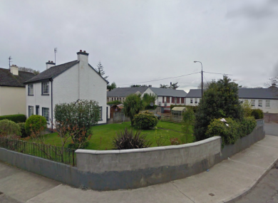 The fatal fire broke out in the Marren Park area of Ballymote at around 5:45am.