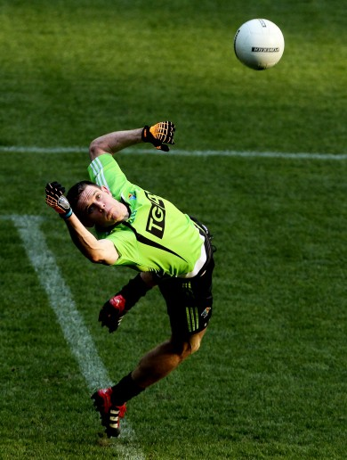 In pictures: Irish side run out for final training session before Rules Series throw-in