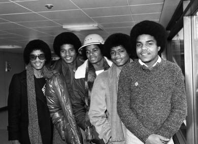 It's the Jackson Five. Get it?