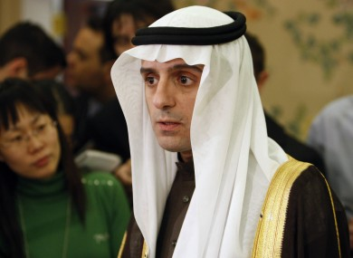 Saudi Arabian ambassador to the US, Adel al-Jubeir, was reputedly the target of an assassination plot orchestrated by Iran.