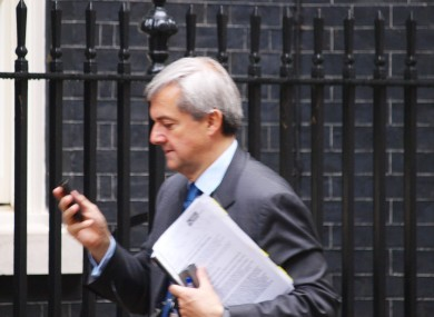 Chris Huhne (File photo)