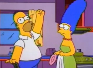 The Simpsons saved for a bit longer? Woohoo!