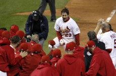 The St Louis Cardinals won one of the greatest World Series games ever last night