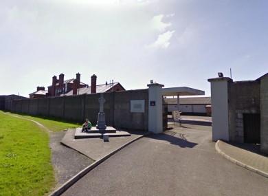 Columb Barracks in Mullingar