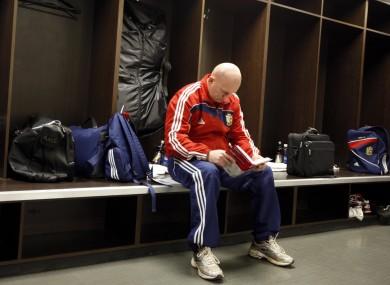 I wonder what Shaun Edwards is reading...