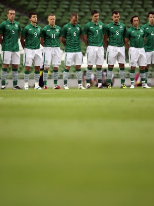 Ireland take on Armenia in a crunch quallifier at the Aviva Stadium this evening.
