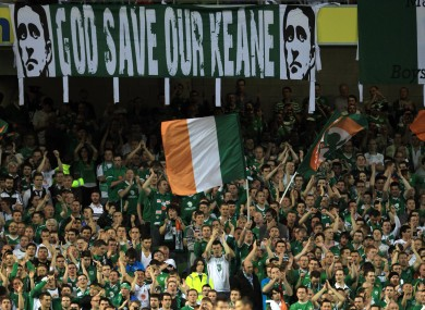 Thousands of Irish soccer fans are set to travel to Barcelona for the upcoming qualifier.