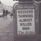 Brighton & Hove Argus, November 16 2007