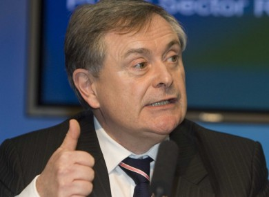 Plans announced by Brendan Howlin on Thursday include saving €2.5bn by shedding public jobs - but the European Commission is less optimistic.