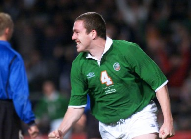 Dunne is the only Irish player with the possibility of starting in all four matches between the two sides.