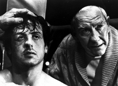 Stallone's Rocky is one of the best-loved movies ever.