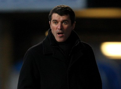 Keane previously had a short spell in charge at Ipswich.