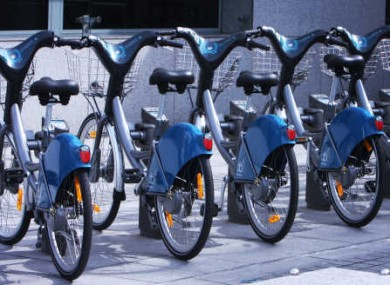 The Dublin Bikes scheme has been hugely successful