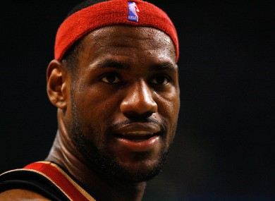 Has the basketball star created the latest craze?