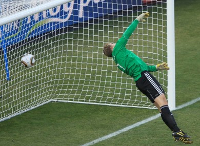 Jorge Larrionda's failure to spot that Frank Lampard's shot had crossed the line during last year's England v Germany World Cup clash heightened the demand for goal-line technology.
