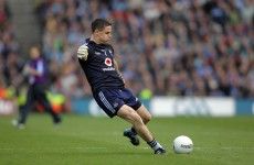 What pressure? Cluxton breaks silence on his All-Ireland heroics